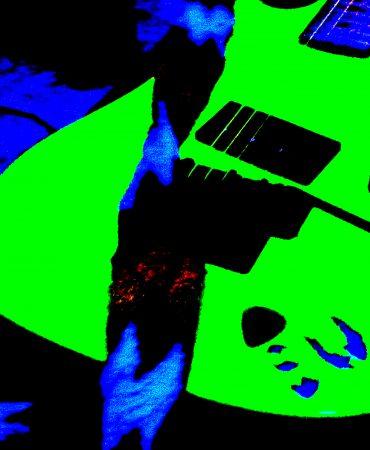 'Underground Mirror' (album cover)