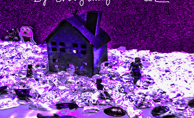 'Diamond Sand Beach House' (album cover)