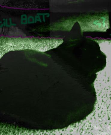 'Still Boat [Remix]' (single cover)