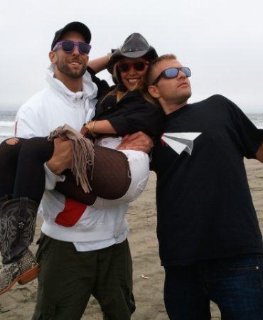 Ben Zuiker, Amelia Davis, and Carlton Dole (San Francisco, CA)