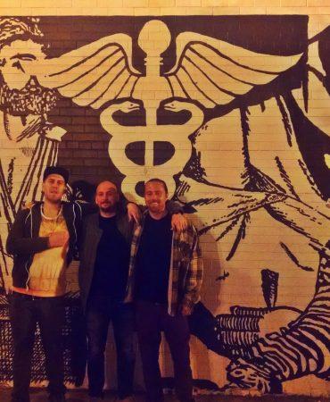 Mark J. Heidecke, Nate Drendel, and Patrick Haize (Chicago, IL)