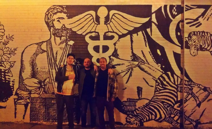 Mark J Heidecke, Nate Drendel, and Patrick Haize (Chicago, IL)